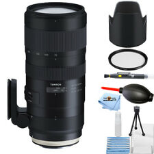 Tamron SP 70-200mm f/2.8 Di VC USD G2 Lens for Nikon F STARTER KIT BRAND NEW