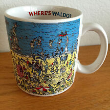 Wheres Waldo?  Coffee Mug     by  Applause    3 5/8""