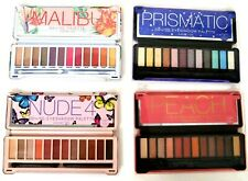 BYS EYESHADOW PALETTE 12 COLOURS - FOUR DIFFERENT COLOURS TO MATCH