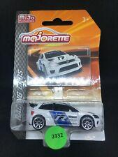Majorette Mijo Exclusive 1:64 Scale VW Volkswagen POLO R WRC