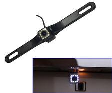 US- CCD Car Backup View Camera Waterproof HD Color 12 LED Night Vision 170° View