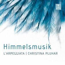 HIMMELSMUSIK - PLUHAR/JAROUSSKY/L'ARPEGGIATA/SCHEEN   CD NEU BACH/SCHÜTZ/THEILE