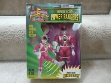 Vintage 1994 Power Rangers 8? Pink Karate Kickin? Kimberly Action Figure NIB