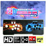Pandora's Box 11s 3188 In 1 Retro Video Games Button Double Stick Arcade Console