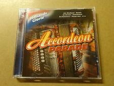 CD / ACCORDEON PARADE (HOLLANDS GLORIE)