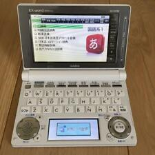 Casio Electronic Dictionary EX-word XD-D4700 Used 135 contents  Japanese English