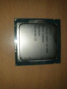Intel I5 4590 CPU No Reserve