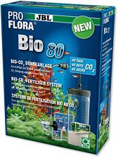 JBL ProFlora bio 80 bio co2 fertilizzanti allegato con vetro diffusore