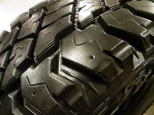 ALMOST NEW 1 ONE COOPER DISCOVERER S/T MAXX LT285/70/R17 121Q M+S 285 70 17 1615