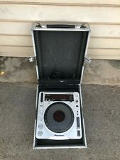 Profi DJ CD-Player Pioneer CDJ-800MK2 incl. Flightcase
