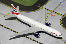 GeminiJets Boeing 777 Diecast Aircraft & Spacecraft