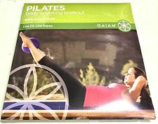 Gaiam Pilates: Body Sculpting Workout w/Ana Cabán Firm&Tone. DVD. FREE SHIPPING