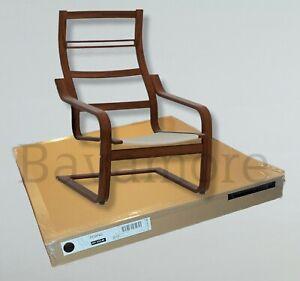 IKEA POÄNG Armchair frame, Brown BRAND NEW- (Frame Only) 501.557.49