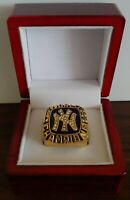 Derek Jeter - 1996 New York Yankees Baseball World Series Ring WITH Wooden Box