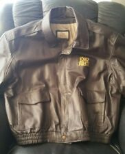 Lord of the Rings Collectors Leather Jacket Size 3Xl