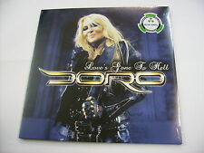 DORO - LOVE'S GONE TO HELL EP - LP BLUE VINYL NEW SEALED 2016 RSD LTD. EDITION