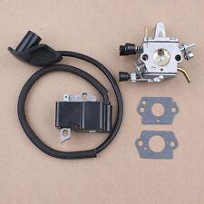 Ignition Coil Carburetor for Stihl FS120 FS120R FS200 FS200R FS020 FS250 Trimmer