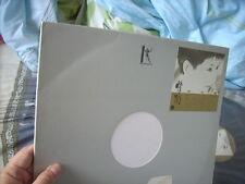a941981 Sarah Chen Chan 陳淑樺 HK Promo 12-inch Vinyl LP Single 情關