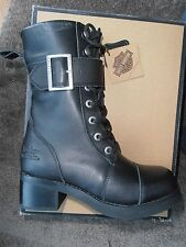 WOMENS HARLEY DAVIDSON BOOTS SIZE 6 M