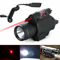Tactical Insight helle Laser LED 300 Lumen Taschenlampe für Pistole