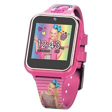 JoJo Siwa JOJ4128 iTime Smart Kids Watch 40 mm, Pink