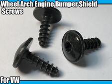 10x TORX SCREWS BUMPER ENGINE SHIELD COVER TRAY SPLASHGUARD WHEEL ARCH For VW