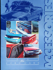 1995 Ford Car 24-page Dealer Accessories Brochure - Mustang Probe Contour