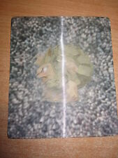 POKEMON NEUF PROMO KELLOGG'S MAXI 3D 2000 N/MINT 2/10 GRAVALANCH/GROLEM FRANCAIS
