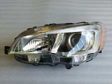 2015 2016 2017 2018 SUBARU WRX LEFT SIDE HALOGEN HEADLIGHT OEM