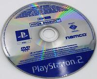Ninja Assault version Promo / Presse - Playstation / PS2 - PAL