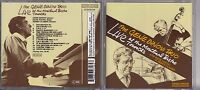 Gene DiNovi - Live at the Montreal Bistro Dave Young  Jazz CD 1997 HLL.287