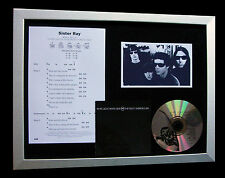 VELVET UNDERGROUD+REED Sister Ray LTD CD QUALITY FRAMED DISPLAY+FAST GLOBAL SHIP