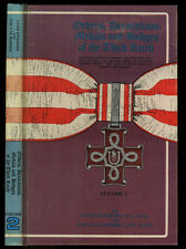Littlejohn:Orders,Decorations,Medals & Badges of 3rd Reich, Vol.2,1st ed.,signed