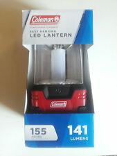 Coleman Easy Hanging Lantern LED lámpara lámpara luz farol mantiene hasta 155 std nuevo & OVP