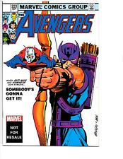AVENGERS 223 NM- (2004) LEGENDS REPRINT 2ND TASKMASTER HAWKEYE ANT-MAN CIVIL WAR