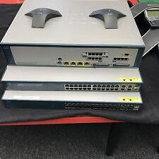 Cisco ESW-520-24P-K9 24 Port 10/100 Ethernet Switch w/ PoE