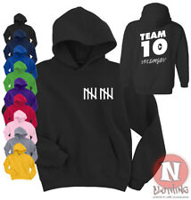 HP inspired hoodies hooded jumpers sweatshirts tops Age5-14-FREE QUICK DELIVERY