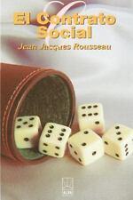 El Contrato Social by Jean-Jacques Rousseau (2000, Paperback)