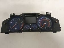 04-10 Bentley Continental GT Flying Spur Cluster Speedometer