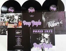 LP Deep Purple Paris 1975 (3Lp) Ear Music 0209764ere – STILL SEALED