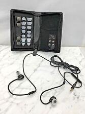 RHA T20i In-Ear Earbuds in Case