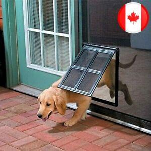 Screen Doggie Door for Screen Door Pet Door for Screen Door Dog Door for Screen