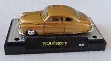 1/64 M2 Machines 1949 Mercury 1 of 1500 Gold Acrylic Case