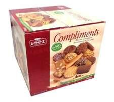 LAMBERTZ 4x 500g Compliments Gebäckmischung 2kg Office Box