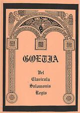Goetia vel clavicula salomonis regis