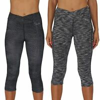 Dare 2b Womens Articulate 3/4 Lightweight Gym Running Yoga Pants Leggings