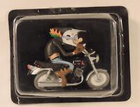 Moto Joe Bar Team 118 Yamaha 125 RD de 1978 1/18 figurine Hachette