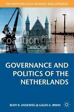 Governance And Politics Of The Netherlands (comparative Government And Politi...