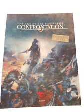 Rackham confrontation Rule Book English New + Map