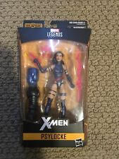 "Marvel Legends X-Men Apocalypse Wave PSYLOCKE 6"" Figure Hasbro 2018 MISB"